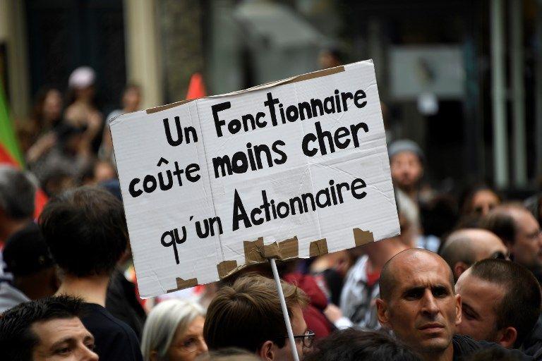 L'influence de la fonction publique et des fonctionnaires sur la vie politique : aux racines d'un mal français