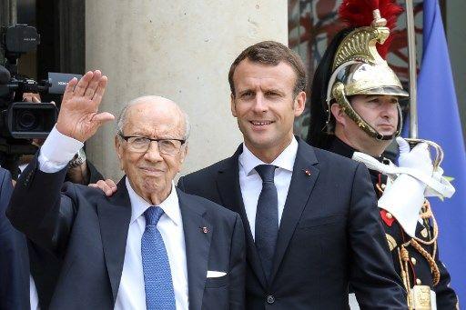 Tunisie : Emmanuel Macron sera présent ce samedi pour les funérailles du président Essebsi