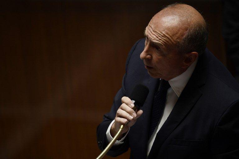 Gérard Collomb estime que l'Italie est « obligée de travailler » dans un cadre européen sur l'immigration