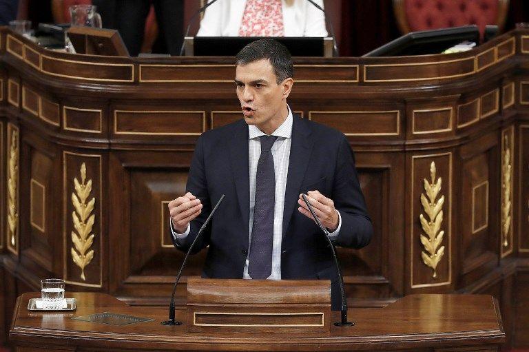 Les socialistes donnés gagnants en Espagne en cas d'élection