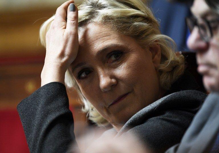 Assistants présumés fictifs d'eurodéputés: les juges saisissent 2 millions d'euros au Rassemblement national