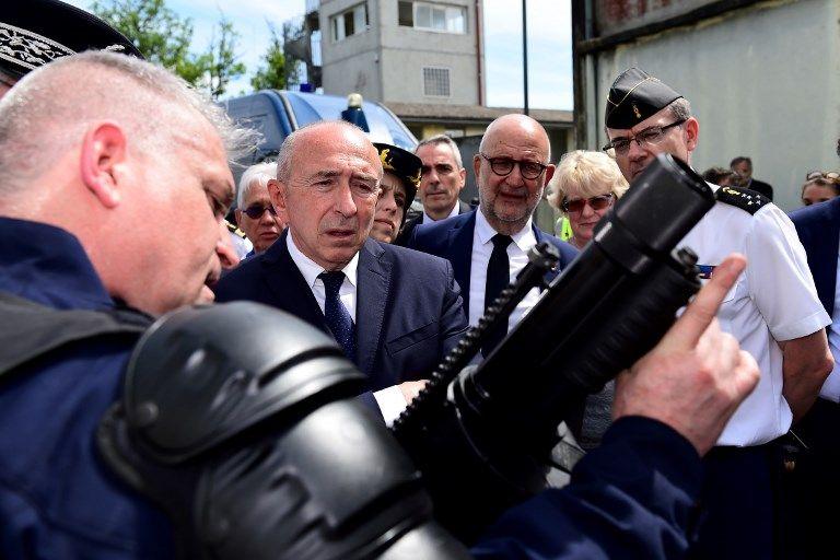 Usage des armes par la police : l'inquiétant filtre moral de la CEDH
