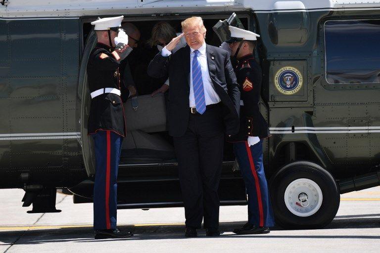 """G7 : """"Soyons sérieux et dignes de nos peuples"""", commente l'Elysée après la volte-face de Donald Trump"""