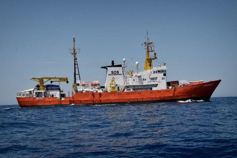 Vers une nouvelle crise des migrants : l'Europe renvoyée au pied du mur de ses contradictions par l'Italie, Malte et le destin du navire Aquarius