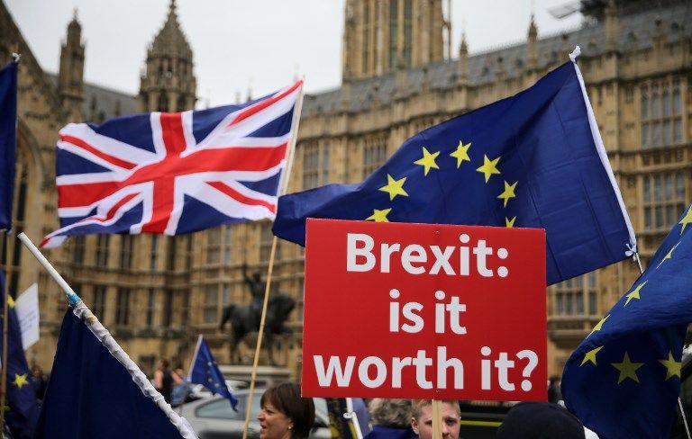 Brexit : journée décisive et vote historique au Parlement britannique