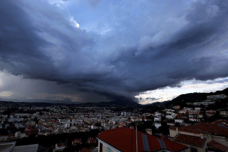 Orages : 22 départements en vigilance orange