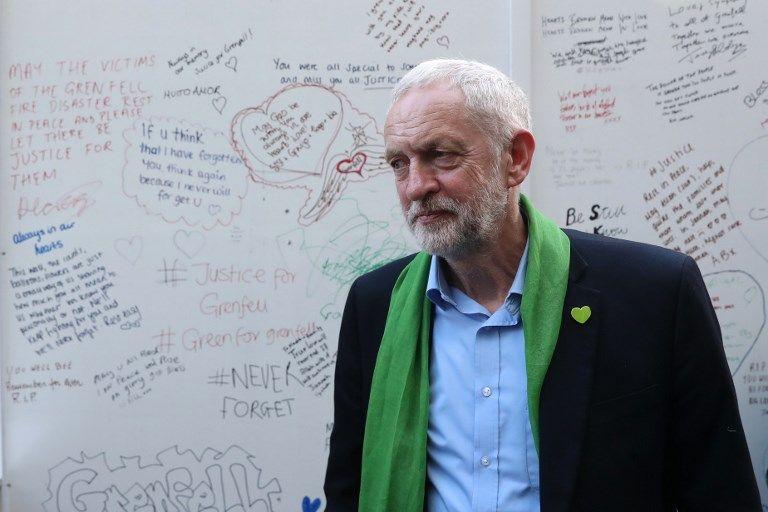 Quand le Labour et Jeremy Corbyn s'enfoncent toujours plus dans l'antisémitisme