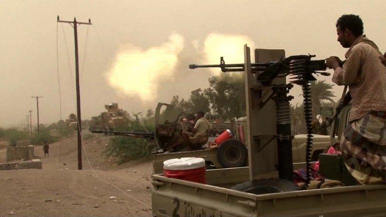 A Hodeida peut se jouer l'avenir du conflit au Yemen
