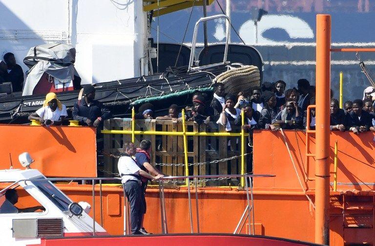 Sondage exclusif : après l'Aquarius, toujours 54% des Français opposés à l'accueil de migrants en France