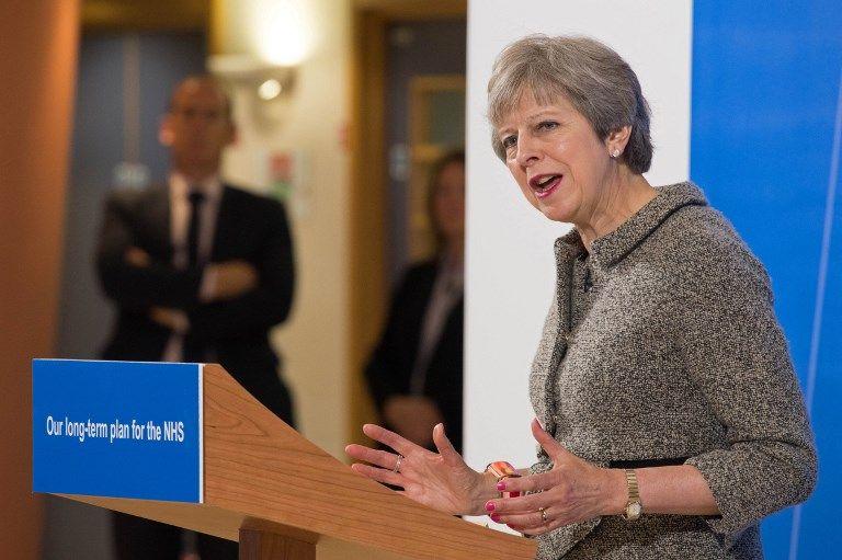Gros coup de flou sur le Brexit : la grande fragilité politique de Theresa May entrave les négociations