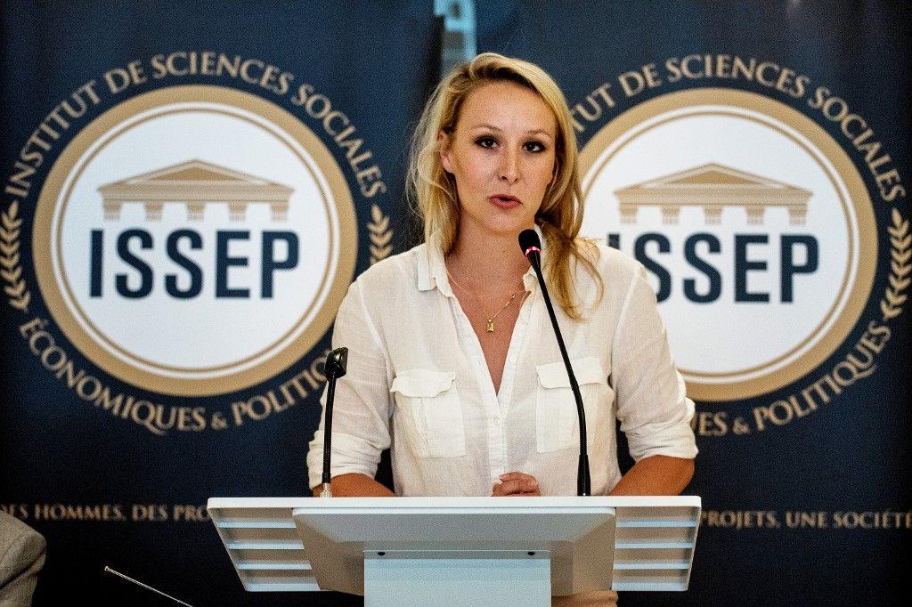Issep : Marion Maréchal va ouvrir une filiale de son école à Madrid