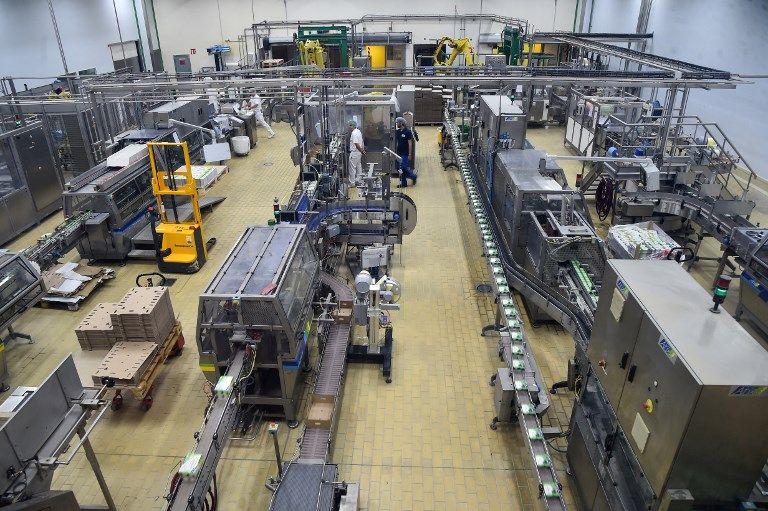La transformation de l'appareil industriel français est toujours possible