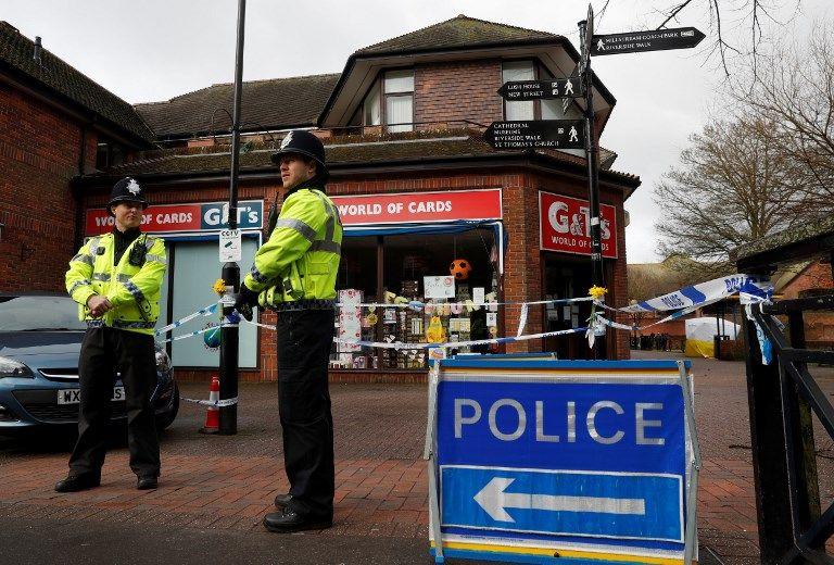 Grande-Bretagne : le couple d'Amesbury a été exposé au Novichok après avoir manipulé un objet