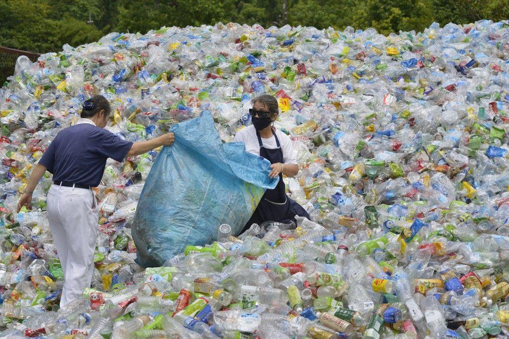 Recyclage du plastique ? Un mythe