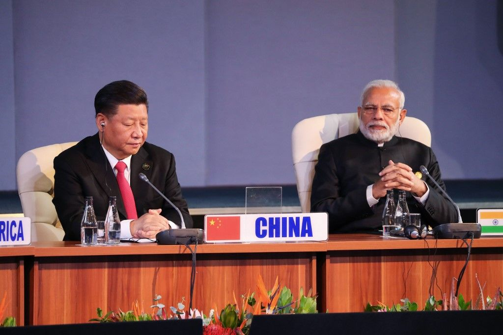 Les dessous du plan de la Chine pour dominer le monde : l'offensive diplomatique