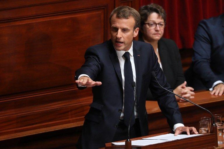 Progressistes contre nationalistes : le clivage cher à Emmanuel Macron dont l'entretien menace pourtant la démocratie