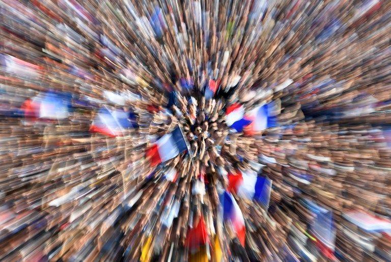 Ces Américains qui voient dans l'equipe de France la dernière équipe africaine du Mondial