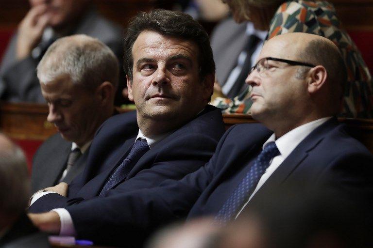 Assemblée nationale : Thierry Solère privé de son immunité