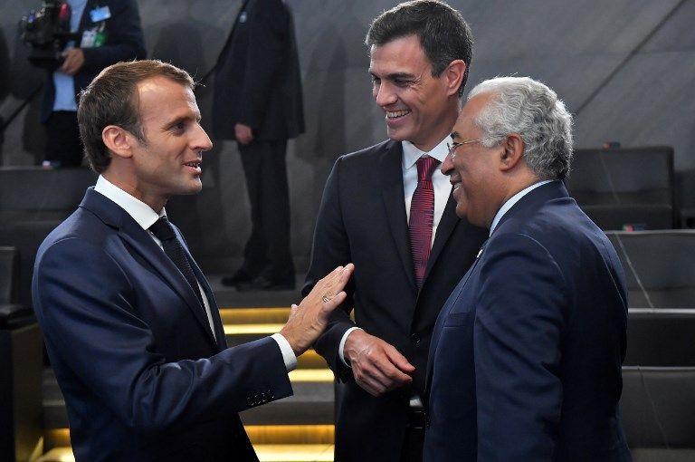 Ce qu'Emmanuel Macron peut espérer de l'Espagne et du Portugal pour rééquilibrer les rapports de force au sein de l'Union européenne