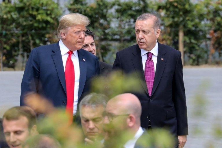 L'ambassade américaine d'Ankara a été la cible d'une attaque