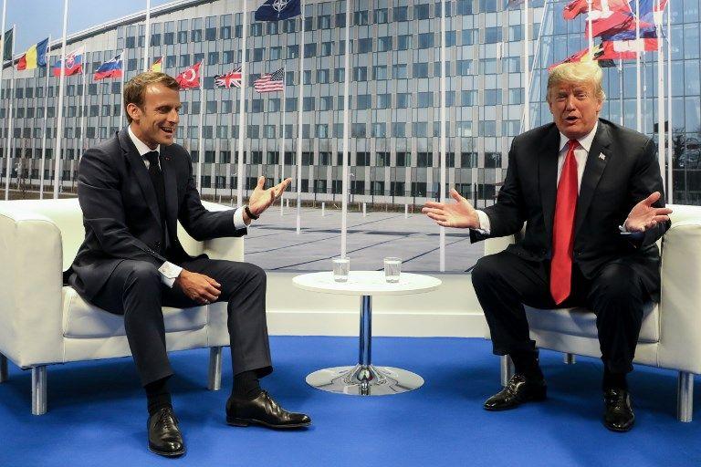 Conférence des ambassadeurs : la défiance d'Emmanuel Macron à l'égard des Etats-Unis de Donald Trump est-elle vraiment justifiée ?