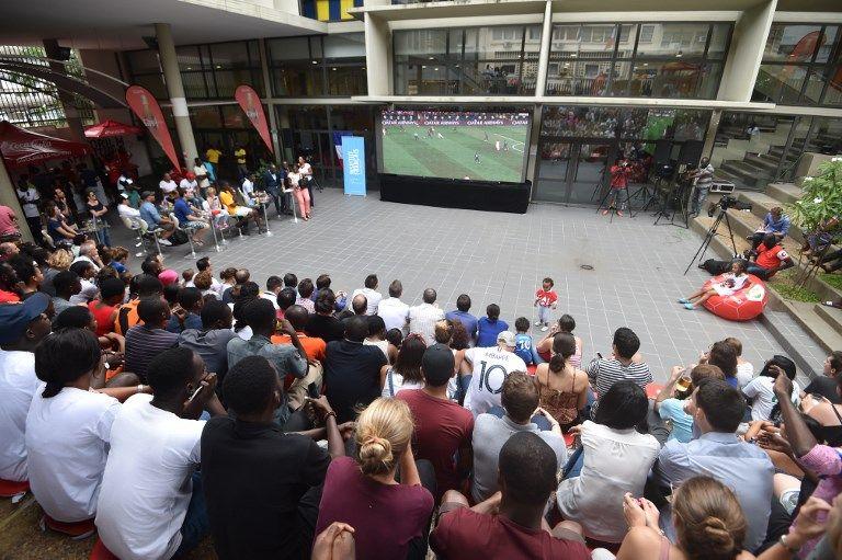 France - Croatie : audience record pour la finale de la Coupe du monde sur TF1