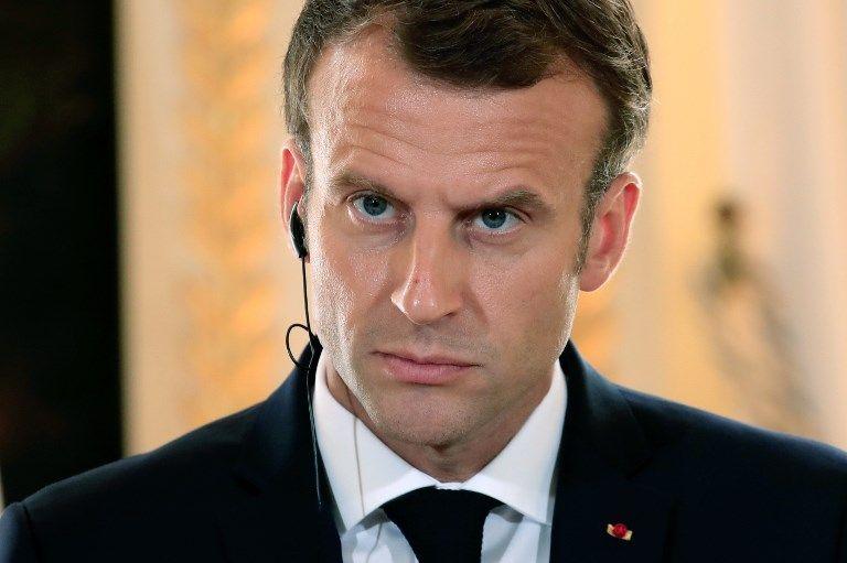 Macron à son plus bas historique dans un sondage, une semaine après le début de l'affaire Benalla