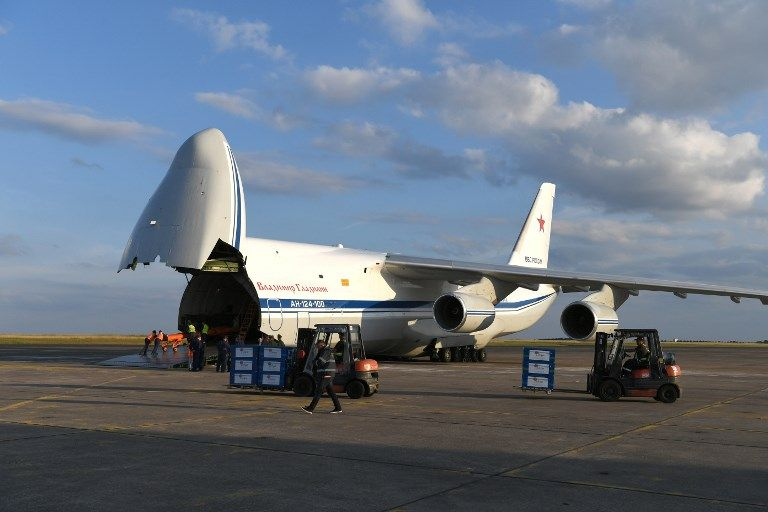 Syrie : quand Paris collabore avec l'armée russe pour acheminer de l'aide humanitaire