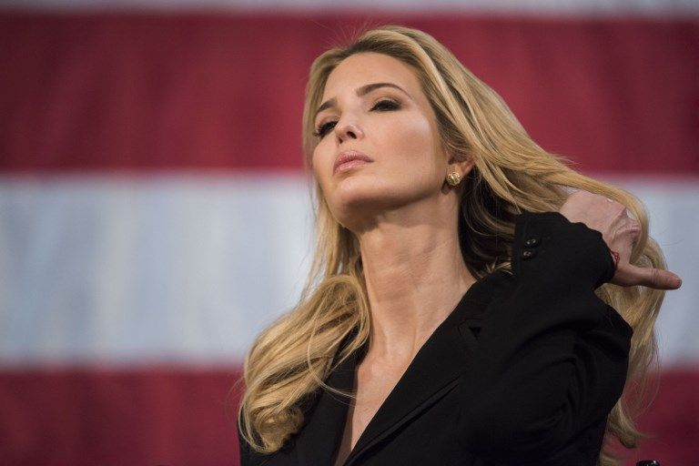 Ivanka Trump affirme ses différents avec son père