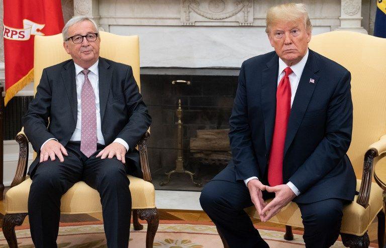 Guerre commerciale saison 2 : quand Washington se prépare à appliquer de nouvelles sanctions contre l'Europe pour empêcher sa trop grande dépendance à Moscou