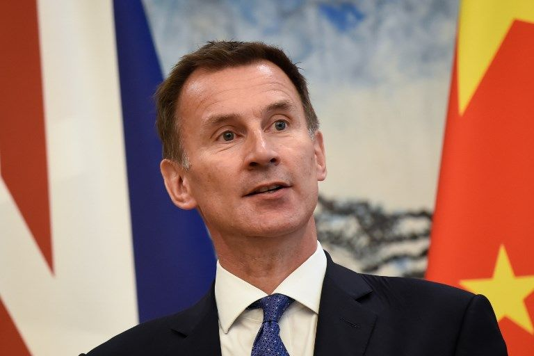 La grosse bourde du ministre des Affaires Etrangères britannique