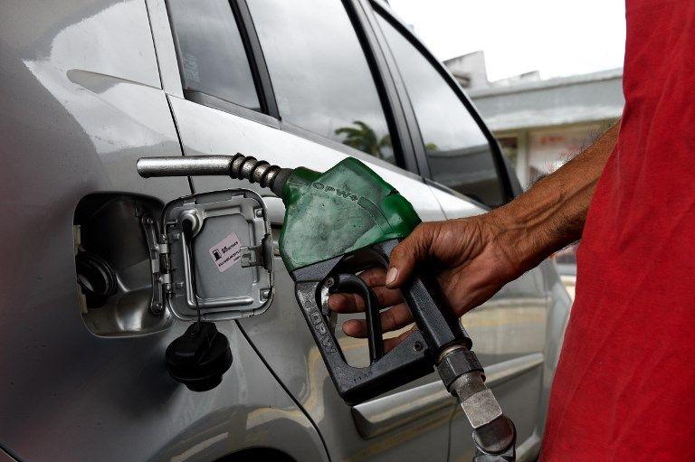 Prix de l'essence : 140% de taxes à la pompe, ça commence à se voir…