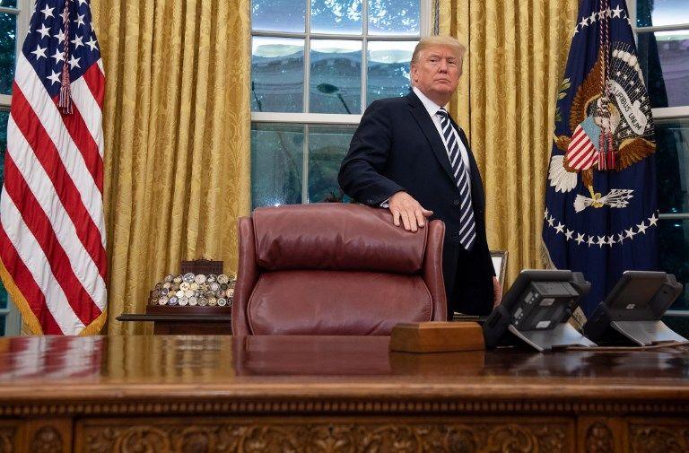 Les réactions de Donald Trump sur les sujets brûlants comme la Russie, la Corée du Nord et les polémiques dans le cadre d'un long entretien auprès de Reuters
