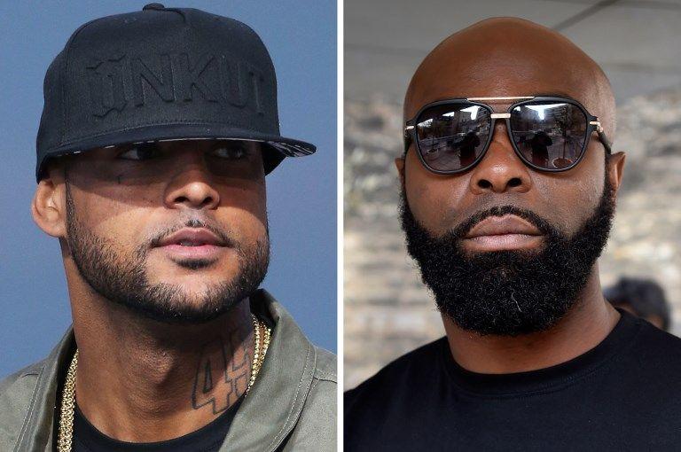 Les rappeurs Booba et Kaaris restent en prison après la bagarre à Orly