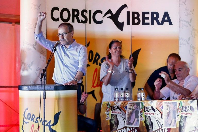 "Selon Jean-Guy Talamoni, la France est ""un pays ami"" de la Corse"