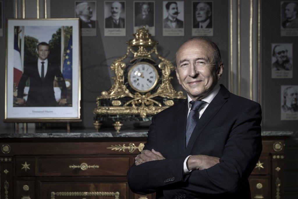 Gérard Collomb retire sa candidature pour la présidence de la métropole de Lyon dans le cadre d'une alliance avec le candidat LR François-Noël Buffet