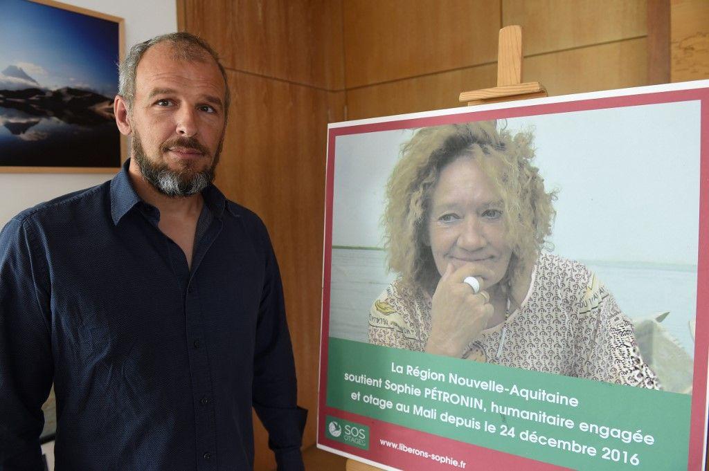 Sophie Pétronin serait toujours en vie, selon le fils de l'otage française enlevée au Mali