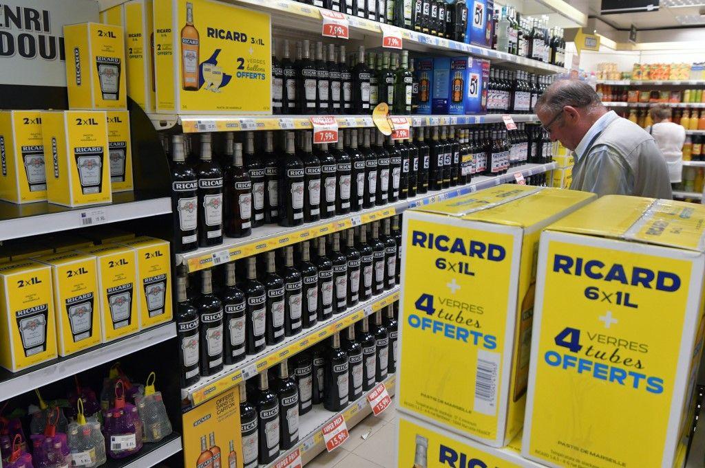 Europe : les Français sont parmi les plus gros consommateurs d'alcool