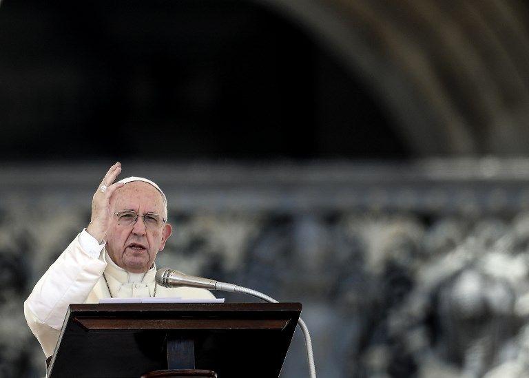 Prêtres pédophiles en Pennsylvanie : la réaction franche du pape François