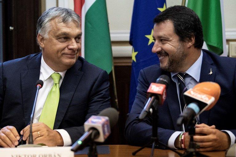 Quand les Frankenstein de l'Europe (Macron, Merkel et Juncker) se font peur avec les monstres qu'ils ont créés...