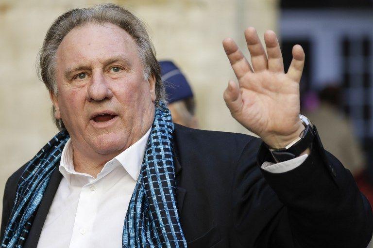 Gérard Depardieu visé par une enquête préliminaire pour viols et agressions sexuelles