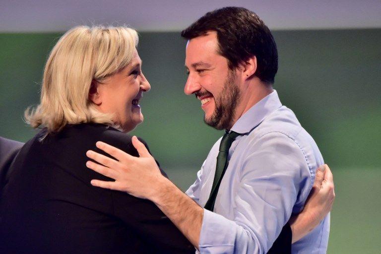 RN : cette délicate ligne de crête sur laquelle Marine Le Pen effectue sa rentrée