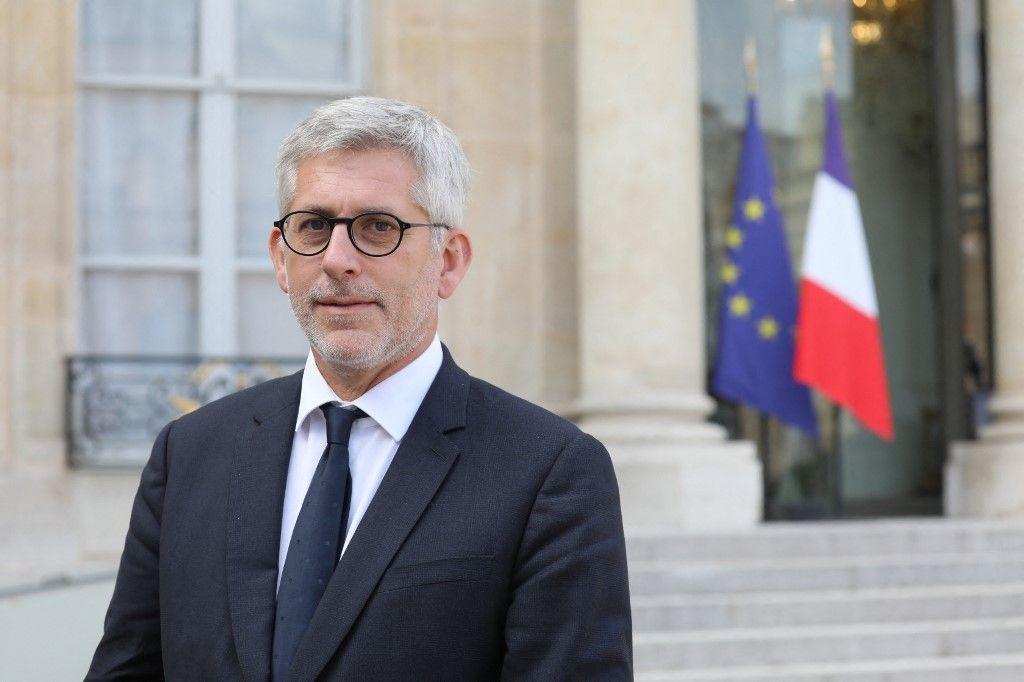 Le président de la FHF, Frédéric Valletoux.