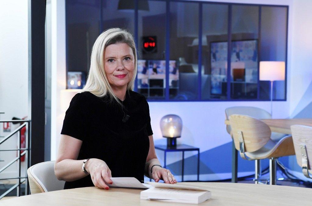 Le Média : démission de la journaliste Aude Lancelin