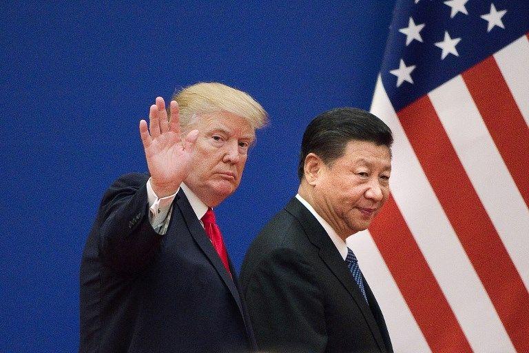 Donald Trump Xi Jinping guerre commerciale entre les Etats-Unis et la Chine