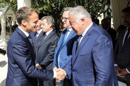 Gérard Larcher souhaite renouer le dialogue avec Emmanuel Macron