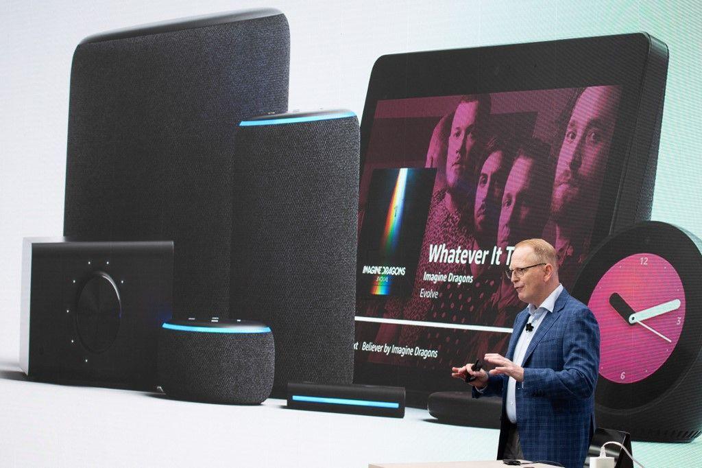 Dave Limp Alexa Amazon enceintes connectées