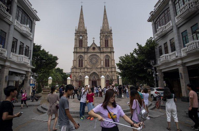 """La Chine, ce pays où les évêques """"disparaissent"""""""