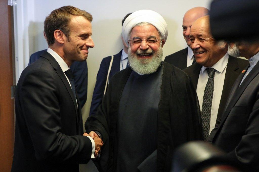 Téhéran mi-figue mi-raisin vis-à-vis des initiatives d'Emmanuel Macron