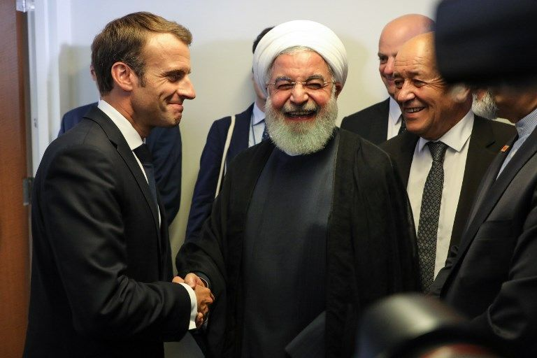 Sanctions contre l'Iran : le pied de nez de l'UE aux Américains